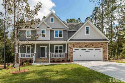 Harnett County Single Family Home For Sale: 127 Education Drive