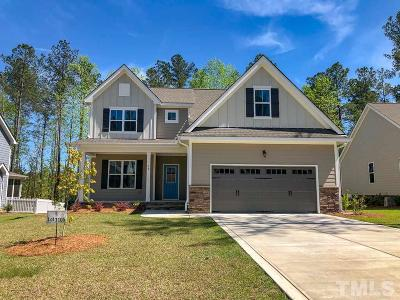 Harnett County Single Family Home For Sale: 37 Education Drive