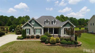 Fuquay Varina Single Family Home For Sale: 6508 Berry Meadow Court
