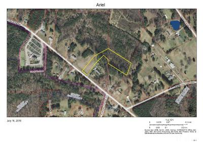 Durham County Residential Lots & Land For Sale: 6601 Leesville Road