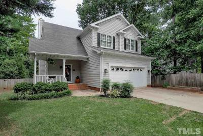 Cary Single Family Home Pending: 103 Lighthouse Way