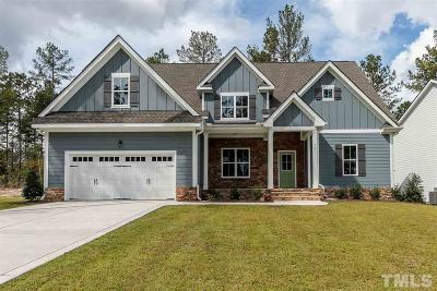 Harnett County Single Family Home For Sale: 56 Education Drive
