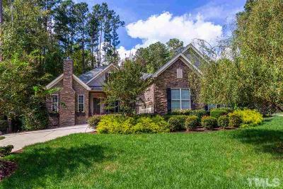Wake Forest Single Family Home For Sale: 7313 Dunsany Court
