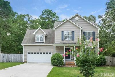 Johnston County Single Family Home For Sale: 333 Cabin Grove Court