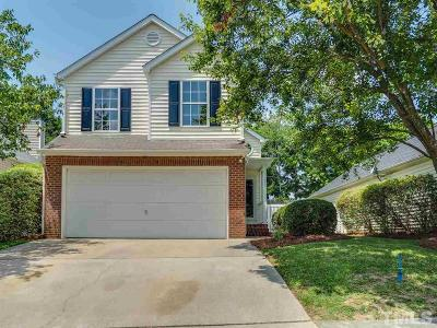 Raleigh NC Single Family Home For Sale: $182,000