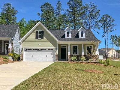 Harnett County Single Family Home For Sale: 10 Glenside Court