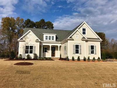 Wake Forest Single Family Home For Sale: 1200 Reservoir View Lane #LT039