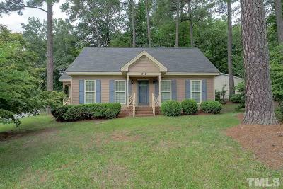 Single Family Home For Sale: 200 Coachman Drive