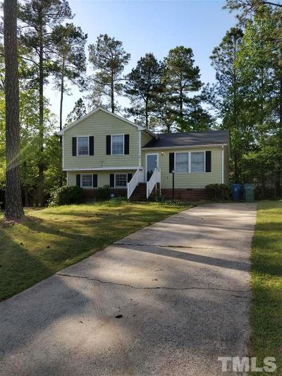 Durham Single Family Home For Sale: 3711 Phillips Way West