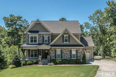 Knightdale Single Family Home Contingent: 8817 Wormsloe Drive