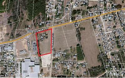 Harnett County Residential Lots & Land For Sale: 238 E Stewart Street