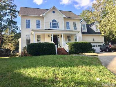 Chapel Hill Single Family Home For Sale: 109 Middlebrook Court