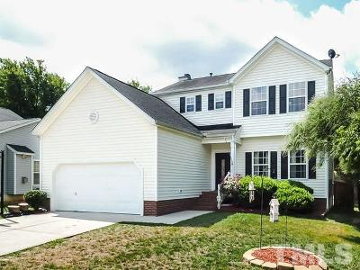 Raleigh Single Family Home For Sale: 4128 Mantua Way