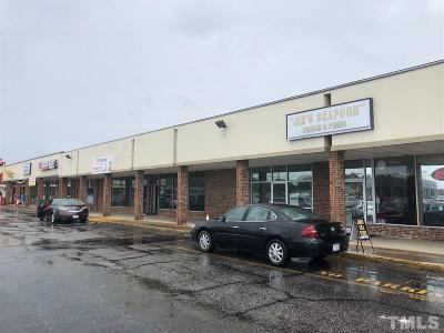 Harnett County Commercial For Sale: 1128 W Broad Street