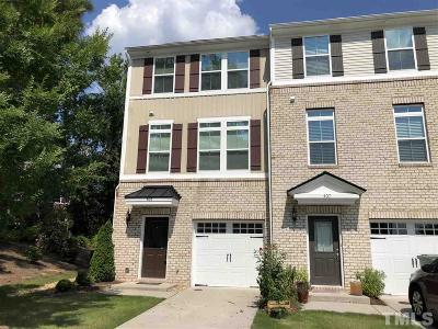 Cary Rental For Rent: 405 Berry Chase Way