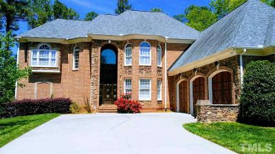 Durham Single Family Home For Sale: 43 Crimson Oak Drive