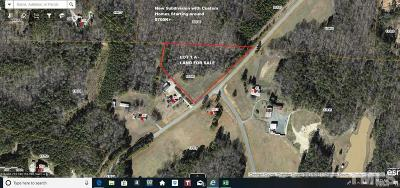 Apex Residential Lots & Land Pending: 1045 Lewter Shop Road
