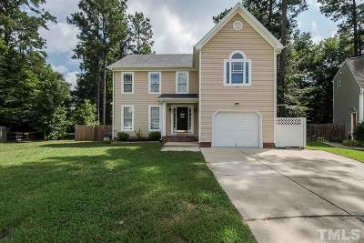 Raleigh Single Family Home For Sale: 4605 Landover Crest Drive