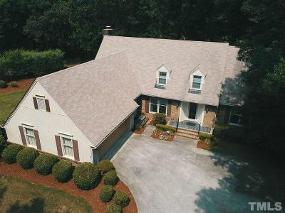 Durham Single Family Home For Sale: 1410 Cole Mill Road