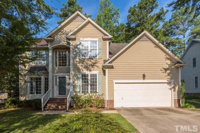 Raleigh Single Family Home For Sale: 8709 Maplestead Drive