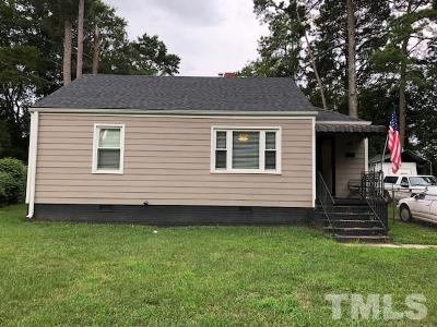 Wake County Single Family Home For Sale: 702 Penn Road