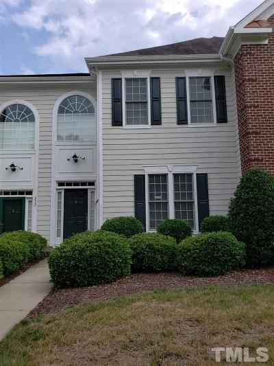 Cary Rental For Rent: 230 Anniston Court