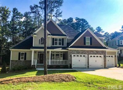 Harnett County Single Family Home For Sale: 21 Brookhill Court