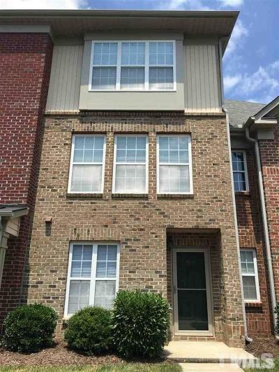 Wake County Rental For Rent: 9905 Clyborn Court