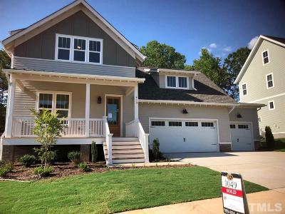 Wake County Rental For Rent: 413 Ancient Oaks Drive