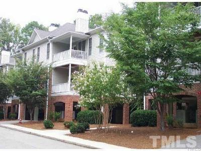Wake County Rental For Rent: 3001 Anderson Drive #203