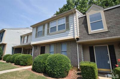 Wake County Rental For Rent: 4326 Halliwell Drive