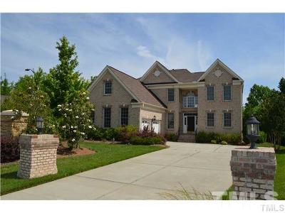 Wake County Rental For Rent: 11603 Broadfield Court