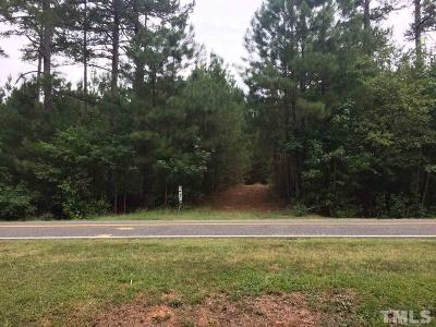 Lee County Residential Lots & Land For Sale: Post Office Road