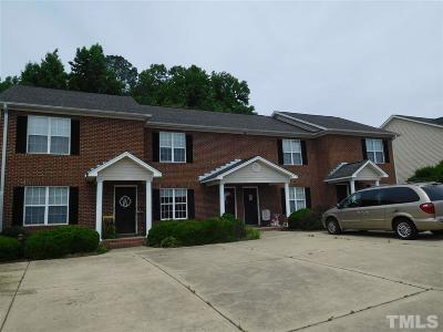 Harnett County Rental For Rent: 110 Anna Street