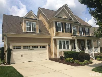 Cary Single Family Home For Sale: 117 Painted Turtle Lane