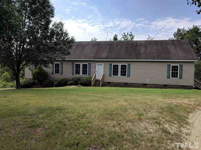 Louisburg Single Family Home For Sale: 30 Fieldstone Drive