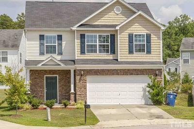 Durham Single Family Home For Sale: 5 Bolter Court