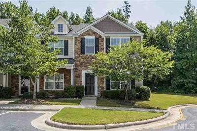 Knightdale Townhouse For Sale: 402 Bayou Court