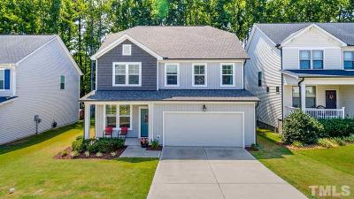 Holly Springs Single Family Home For Sale: 117 Occidental Drive