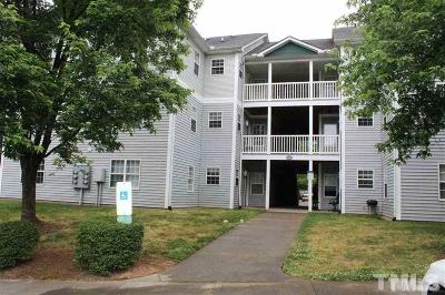 Wake County Rental For Rent: 3000 Centennial Woods Drive #202