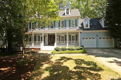 Cary Single Family Home For Sale: 108 Dalrymple Lane