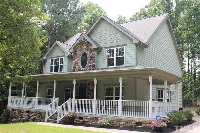 Wake Forest Single Family Home For Sale: 3428 Greenville Loop Road