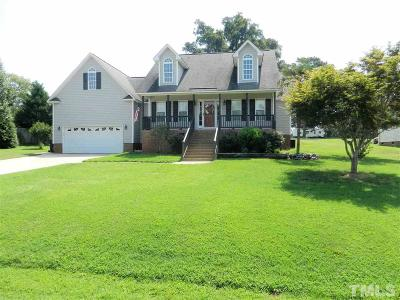 Garner Single Family Home For Sale: 952 Black Angus Drive