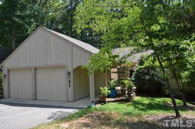 Pittsboro Single Family Home For Sale: 231 Greystone