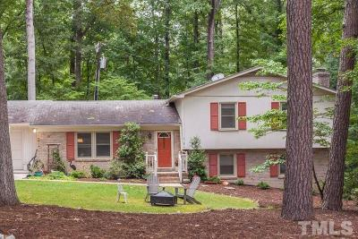 Durham County Single Family Home For Sale: 3915 Berry Bush Place