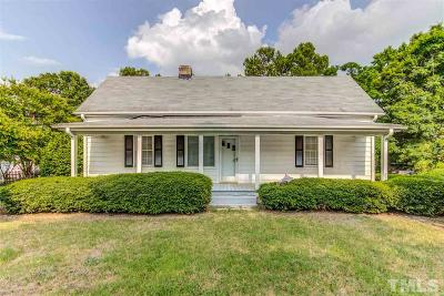 Knightdale Single Family Home For Sale: 302 Sallinger Street