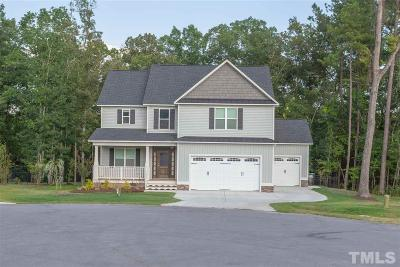 Johnston County Single Family Home For Sale: 134 Evie Drive