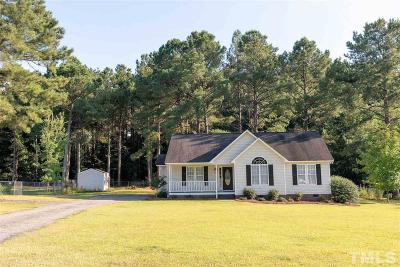 Johnston County Single Family Home For Sale: 119 Phyllis Drive