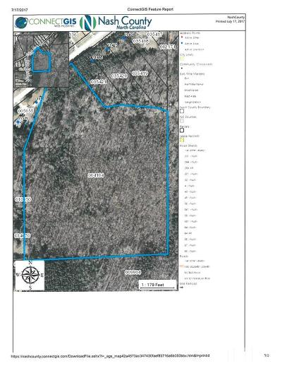 Spring Hope Residential Lots & Land For Sale: Old Us 64