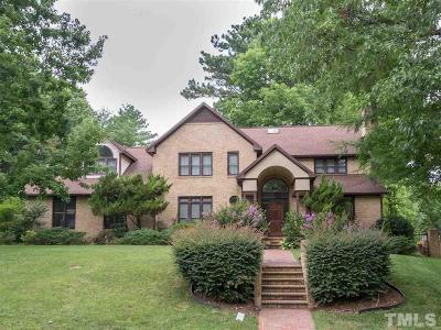 Durham Single Family Home For Sale: 3812 Dunsinane Drive